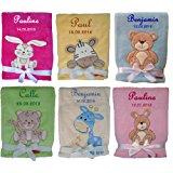 Babydecken und Pucktücher