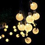 Lichterketten für Draußen