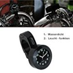 Motorrad-Uhren